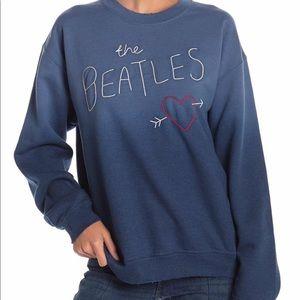 Junk Food XL Beatles Sweatshirt